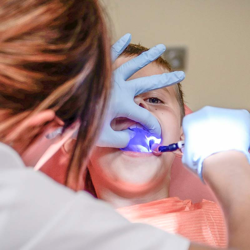 Odontopediatría - Tratamientos